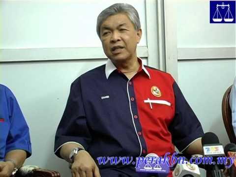 Banduan Diajar Cara Bertani:- DS Dr Ahmad Zahid Hamidi