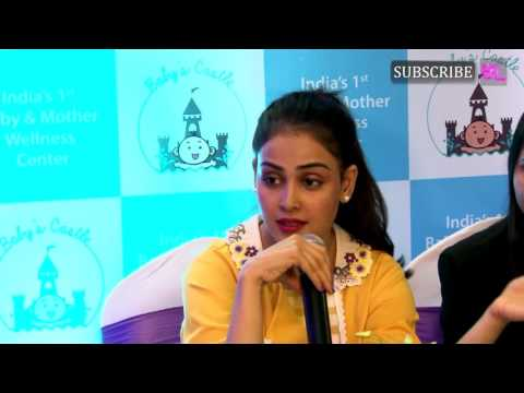 Genelia D'Souza at the launch of India's 1st & Onl