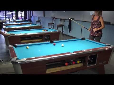 Women's 9 ball Championship at Milford Billiards