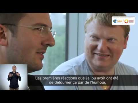 Video Stand : (Atos) Vidéo portrait - Cédric Marneux - FÉDÉEH