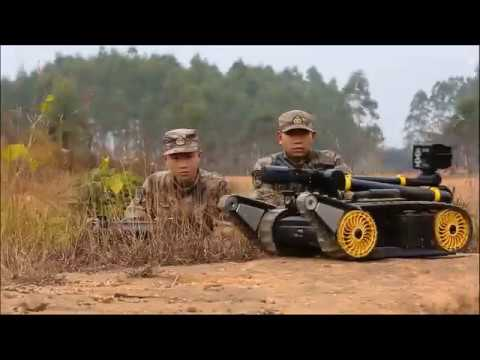 Video Chinese EOD military ROBOT download in MP3, 3GP, MP4, WEBM, AVI, FLV January 2017