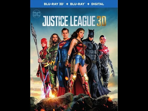 (2017) Justice League 3D - SBS In 4K UHD Preview