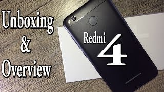 In this video I am unboxing the latest budget smart phone, the Xiaomi Redmi 4, this is a Retail unit and this is the 2GB RAM & 16GB ROM variant which is available in India on Amazon. REDMI 4 :- http://amzn.to/2qVTnBOSPECIFICATIONS:-1. Snapdragon 435 octa-core processor.2. 13MP Rear & 5MP Front Camera.3. 2GB RAM & 16GB ROM.4. 5-inch HD Display.5. 4100mAh Battery.6. Runs on Android 6.0.1 Marshmallow. 7. Fingerprint Scanner.Website:- http://wizhub.tech/Tech Deal's:- http://wizhub.tech/deals/------------------------------------------------Pheripheral's that I use to shoot the video's------------------------------------------------My Gear:Microphone:- http://amzn.to/2fh9bvfVideo shot on:- http://amzn.to/2fFfTtETripod:- http://amzn.to/2eFxpv6Laptop:- http://amzn.to/2fFezH7Mouse:- http://amzn.to/2fFMaipMy Powerbank:- http://fkrt.it/HD7geTuuuNStorage:- http://fkrt.it/H8AkQTuuuN-------------------------------------------------Popular Videos:Cool Tech Under Rs.200:- https://youtu.be/cPNS3bon9Z0Cool Tech Under Rs.1000:- https://youtu.be/lR6P_YRBFpgBest Earphone Under Rs.1500:- https://youtu.be/gT8MSLRfnucTech Survival Kit:- https://youtu.be/z5Y7JzKC8Y4Best Budget Smart Tv @ Rs.35,000:- https://youtu.be/wszdeqIAnSQ-------------------------------------------------Music Courtesy:-www.bensound.com &www.incompetech.com