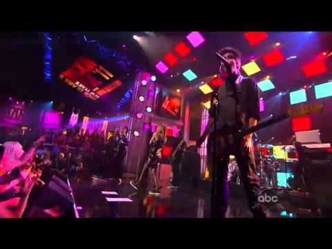 "Avril Lavigne - ""What The Hell"" Live On Dick Clark's New Years Rockin' Eve Lyrics"