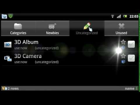 Video of AutoAppOrganizer Full (ticket)