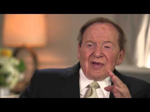Sheldon G. Adelson & Dr. Miriam Adelson