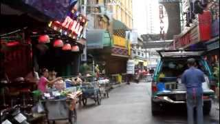Red Light Disrict Soi Cowboy Bangkok Thailand