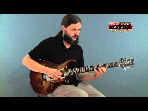 Custom (musician) - Filmed at Musician's Friend Private Reserve Guitars in September 2014. For more information: http://www.musiciansfriend.com/guitars/prs-custom-24-floyd-electric-guitar This guitar was played...