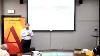 Annenberg Networks Network (ANN) Seminar - Woody Powell, Stanford University