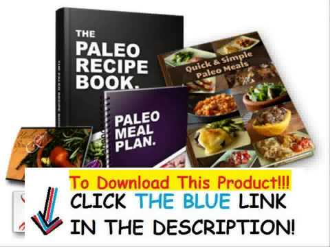 Plaeo Diet – Brand New Paleo CookBook + Bonus