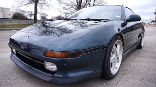 1991 Toyota MR2 // Review! by The Dutch Texan