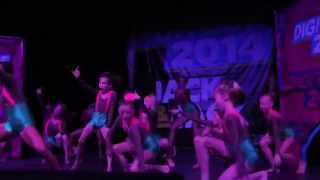 Complexity's Opening Act Performance (Club Dance Studio)