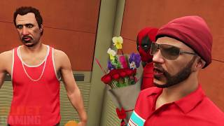 Video HOT DATE! (GTA 5 Funny Moments Cinematic) MP3, 3GP, MP4, WEBM, AVI, FLV Juli 2018