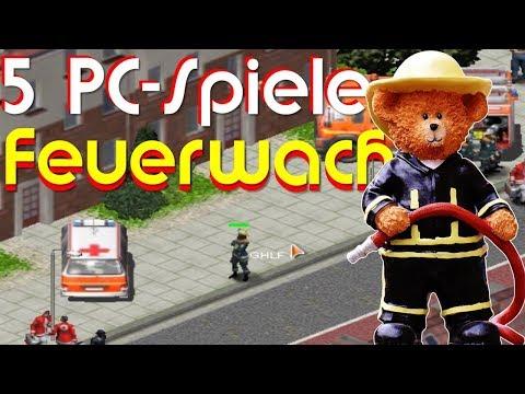 ALLES UNTER KONTROLLE! 👨🚒 FEUERWACHE 👨🚒 5 PC-Spiele (Action & Abenteuer) [SPIELE-BOX]   Zckrfrk