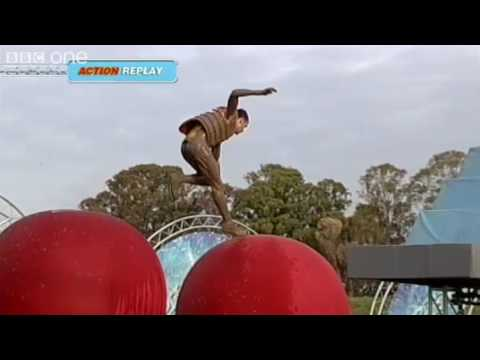 Total Wipeout Final Preview  - Ball Crossing Genius! - Series 2 Episode 9 - BBC One