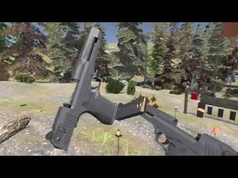 Perfect Deagle Reload (H3VR)