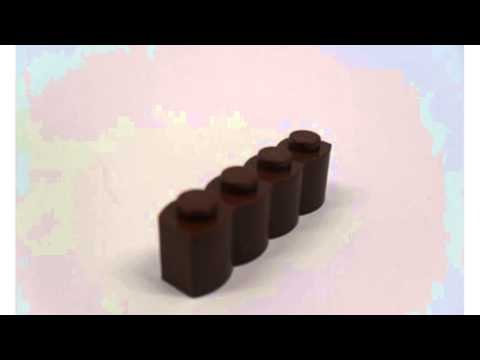 Video YouTube review of the Building Accessories 1 X 4 Brown Palisade