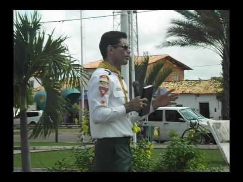 Impacto Esperança 2004 em Coroatá. Pr Wilson Orando Praça da Bíblia 14 05 2004