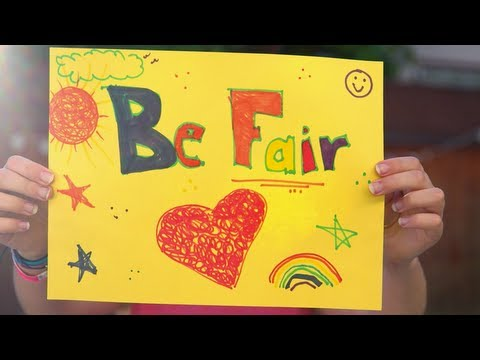 Fair Trade USA created a new PSA to build awareness of Fair Trade for Fair Trade Month 2013