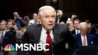 President Trump wouldn't have hired AG Jeff Sessions if he knew Sessions would recuse himself from overseeing the Russia...