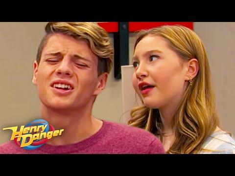 Henry Hart's Family Learns His Secret?! + BONUS Scenes 😲 Henry Danger   #FunniestFridayEver