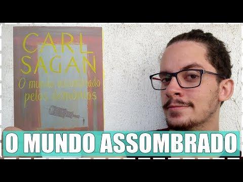 O Mundo Assombrado pelos Demônios - Carl Sagan ? Junior Costa