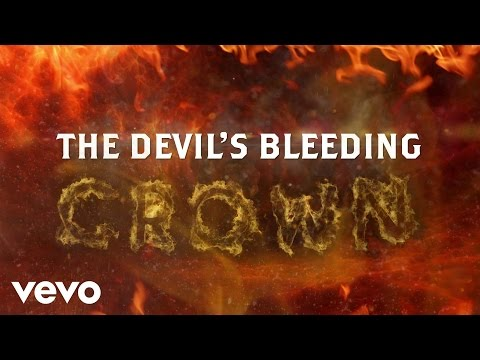 The Devil's Bleeding Crown - Volbeat (Lyric video)