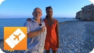 Sara Nuru Und Uwe Krist Auf Zypern, Reisefieber EUROPA