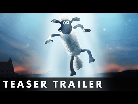 First Short Teaser Trailer for A Shaun the Sheep Movie