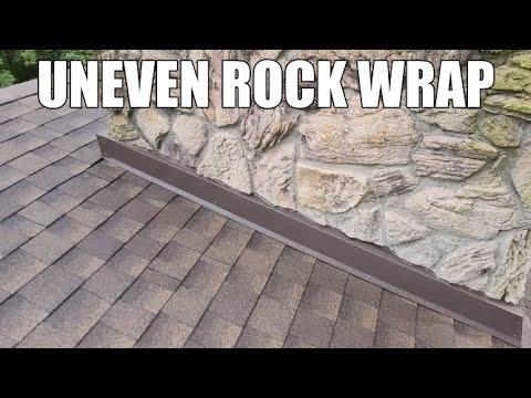 How To | Awkward Chimney Wrap