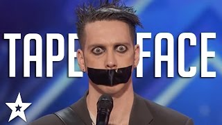 Video Tape Face Auditions & Performances | America's Got Talent 2016 Finalist MP3, 3GP, MP4, WEBM, AVI, FLV Januari 2018