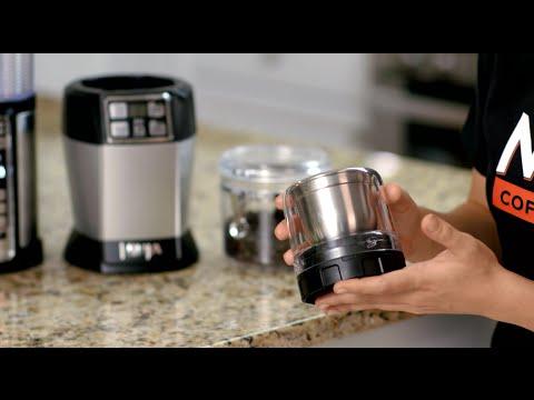 Using the Ninja® Coffee & Spice Grinder