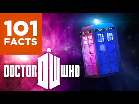 01 Facts About Doctor Who