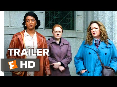 The Kitchen Trailer #1 (2019) | Movieclips Trailers