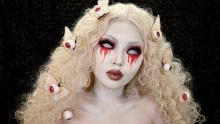 How I Remove My Halloween Makeup!!!