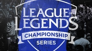 NA LCS Finals - 3rd Place: CLG vs. IMT (NALCS1) by League of Legends Esports