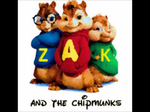 sweaty, sketty, girls. By the chipmunks.