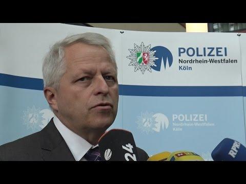 Polizeipräsident Köln äußert sich zu Berlin Anschla ...