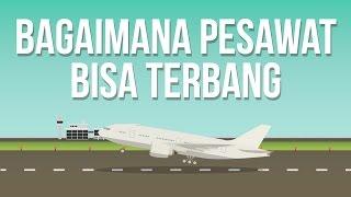 Kenapa Pesawat Bisa Terbang? Video
