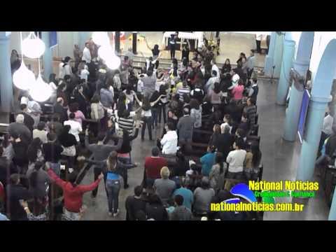 Flash Mob - Eu acredito na juventude - Congonhinhas