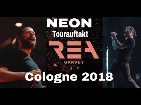 Rea Garvey - NEON Tourauftakt Live @ Cologne 10.9.2018 - (Nearly Complete Concert - 16 Songs)