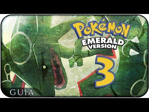Pokemon Versión Esmeralda En Español    Parte 3