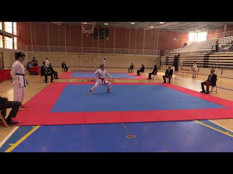 Campeonato Navarro Cadete y Junior de Kata 1