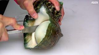 Okinawa Japan  city photos : Seafood in Okinawa - Street Food in Japan