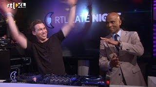 DJ Hardwell - Arcadia - RTL LATE NIGHT