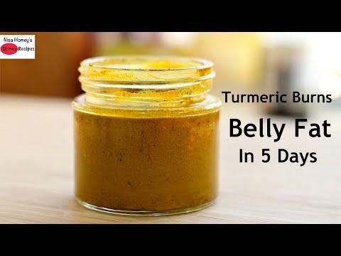 Fat burner - Turmeric Burns Belly Fat In 5 Days?