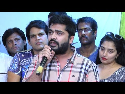 Simbu Says comment against Vishal, Nadigar Sangam Press Meet
