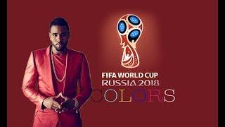 Video JASON DERULO - COLORS (lyrics) (Hymne officiel coupe du monde 2018) MP3, 3GP, MP4, WEBM, AVI, FLV Maret 2018