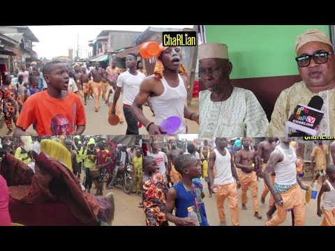 Ikorodu Eyibi And Eleku Festival 2019 (Malaika Stage Performance 2019 ) | Documentary |ChaRLianTV