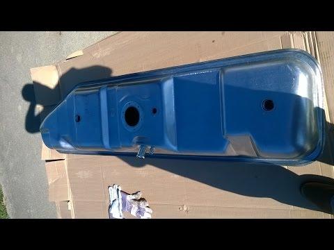 Ford E150 GasTank Swap